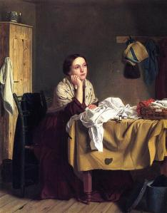 John Thomas Peele Song of the Shirt 1847