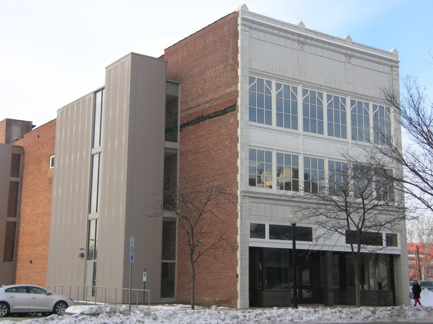 History Center Exterior