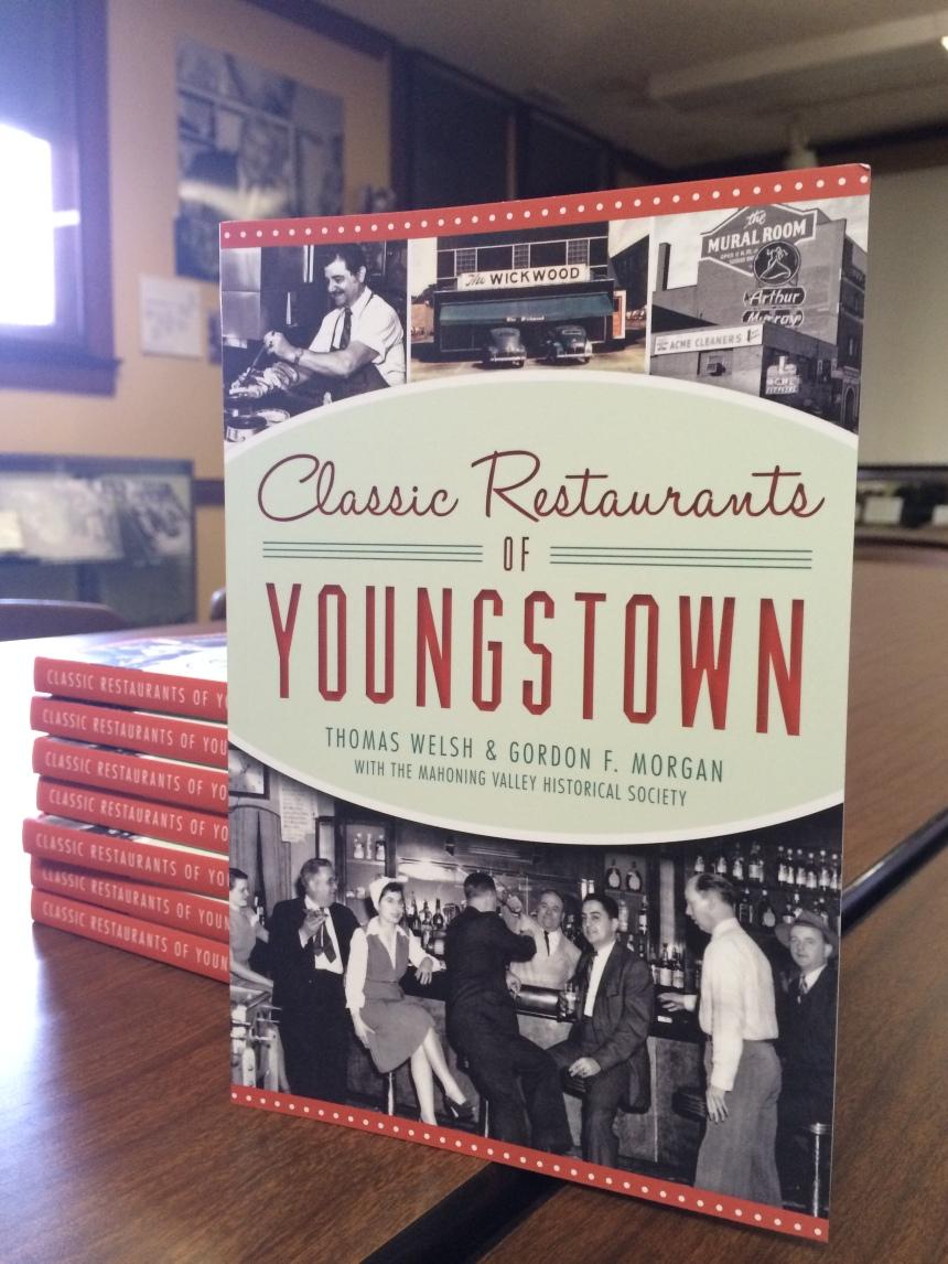 restaurant book